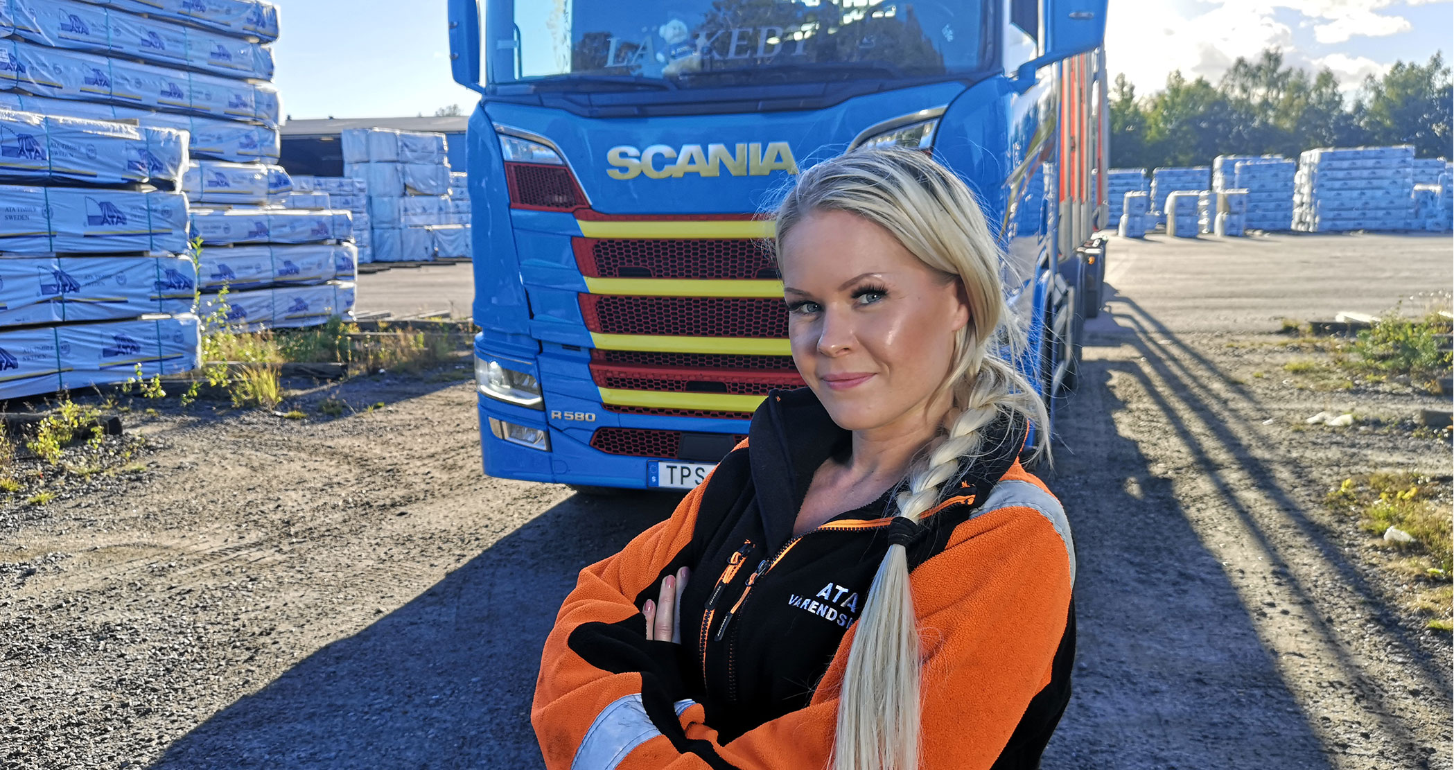 Svenska Truckers - Säsong 2